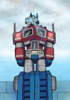 The Son of Autobot by J-Rayner
