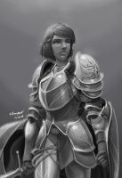 Grayscale Armor paint by WMDiscovery93