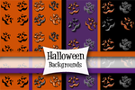 Halloween Backgrounds by ai-forte