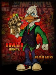 Howard the Duck Infinity by Revelationchapter9