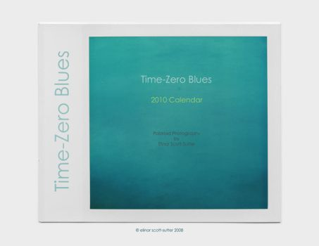 Time-Zero Blues 2010 Calendar by equivoque