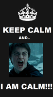 Keep Calm and... by MerlinLemon