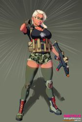 Airsoft Elodie Recolor by Dmitrys