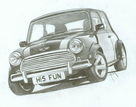 Mini Cooper by FuseEST