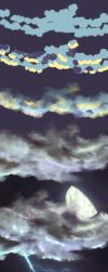 Clouds Study by palnk
