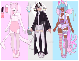 lockette guest adopts [CLOSED] by cvrryspice