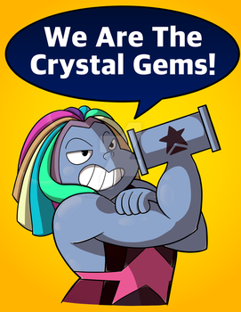 Bismuth Can Do It! by Pandemi-Doodles