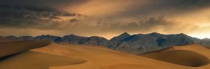 Dunes in Contrast by sciph