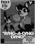 1930's - Ring-A-Ding-Ding Poster by PlayboyVampire