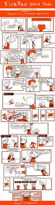 FireRed: Chapter 2 by RitsuBel