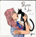 Rose and As, Shide. by FiriossMetallium
