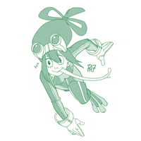 Froppy by pencilHead7