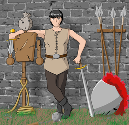 Weapons Trainer by Celsia
