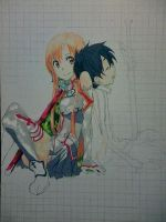 Sword Art Online (Wip 1) by nielopena