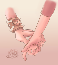 Hands' Are Saying by orziloveKTE