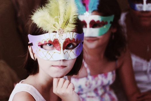masks by RockTheLife
