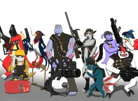 Pokemon Fortress 2