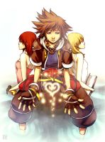 KH2 by friedunicornstudio