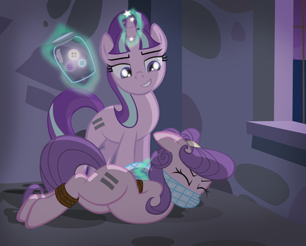 Purple persecution by radiantrealm