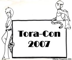 Tora Con Design 2 by TwilightFalcon