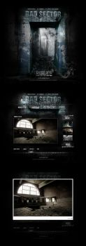 BadSector Site by carl913