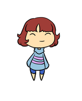 Hi! - Frisk Animation by ForeverMuffin
