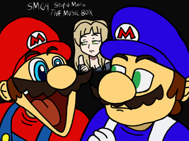 SMG4 - Stupid Mario the Music Box by Ultrasponge