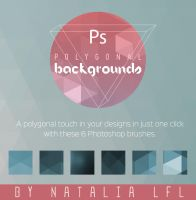 LFL Resources. Polygonal Brushes. by NataliaLfl