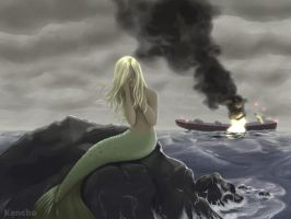 The Last Song of The Mermaid by Kencho