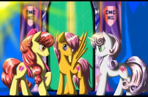 CMC - Wow, they've grown! by FairySearch