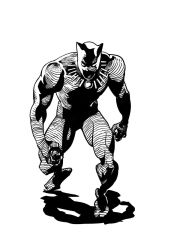Black Panther by ExecutiveOrder9066