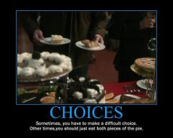 SPN Choices by AlmightyPineapple