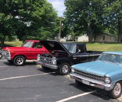 Two Fords and a Chevy by Midniteclubber