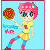 Trickster Jane by The-Capricious-Clown