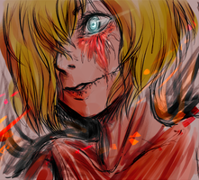 Female Titan by carbonandotherstuff