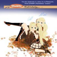 Chobits reloaded N-G by YummingDoe4