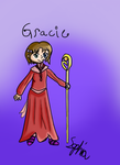 Sweet Cleric - Gracie by AGirlFromDistrict3