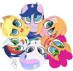 MLP Next Gen - Always together by ilaria122