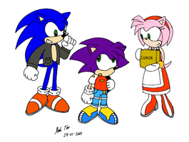 Future Sonic by Rapid-the-Hedgehog