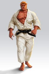 Judo Fighter by lordeeas