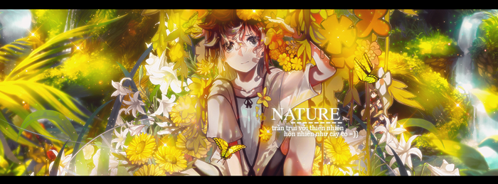 [05112017] Nature by DKujinl