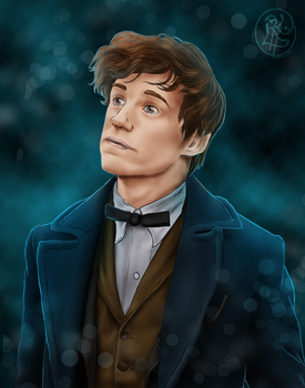 Oh Mr Scamander! by SweetLittleVampire