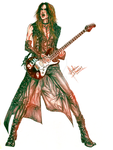 SUGIZO: Project S.K.I.N. by divadonna224