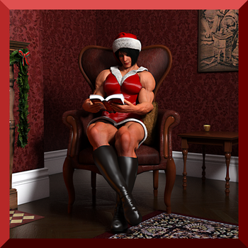 Have Yourself a Super Christmas, part three by Soviet-Superwoman