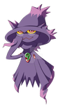 COMMISSION: Mismagius