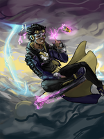 Static Shock by TarikHavoc