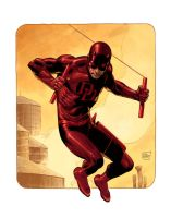 Daredevil by JeremyColwell