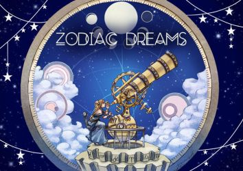 Zodiac Dreams by bluemonika