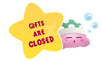 GiftClosed by water-kirby