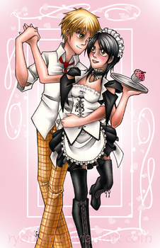 Maid-Sama by RyouGirl